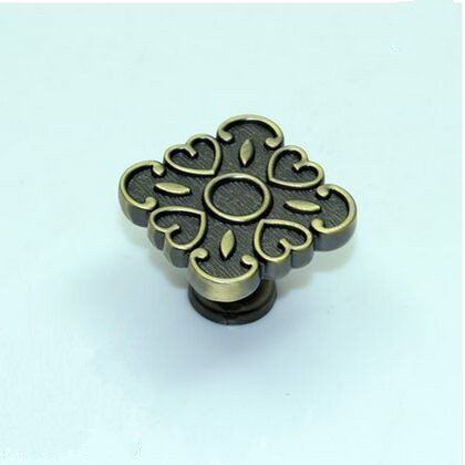 kitchen cabinet knob handle antique brass drawer knob pull handle bronze  dresser cupboard handle pull vintage - Popular Brass Drawer Knobs-Buy Cheap Brass Drawer Knobs Lots From