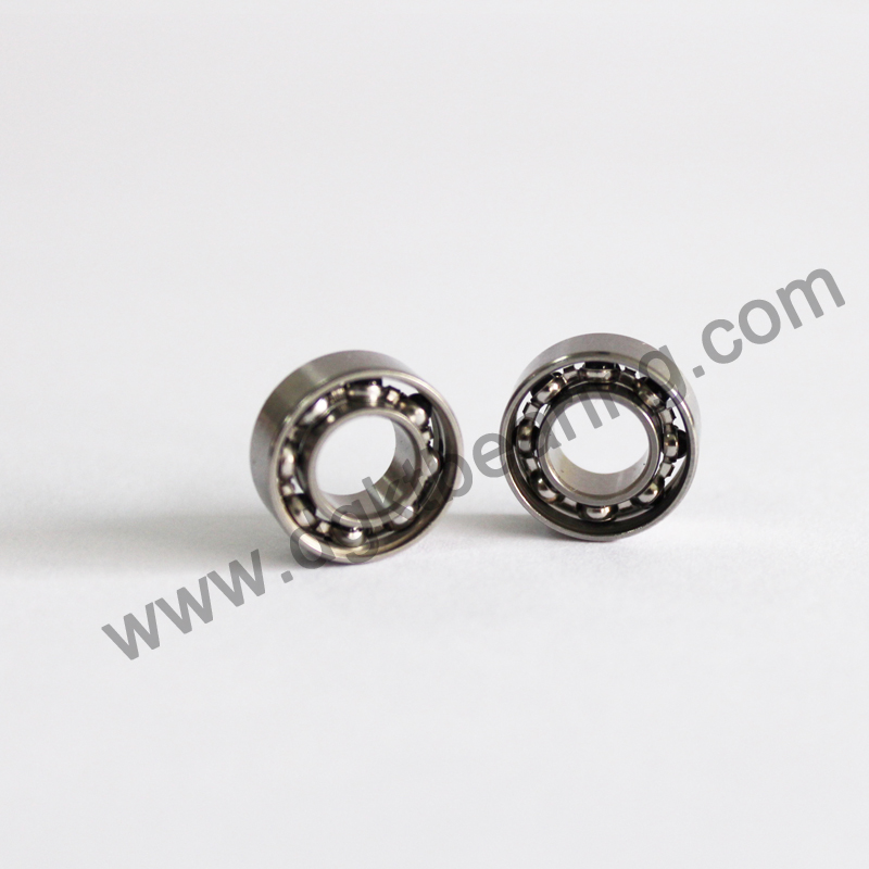 5 pcs Open Style Stainless Cage Hybrid Ceramic Bearing R188 for Fidget Spinner Toy