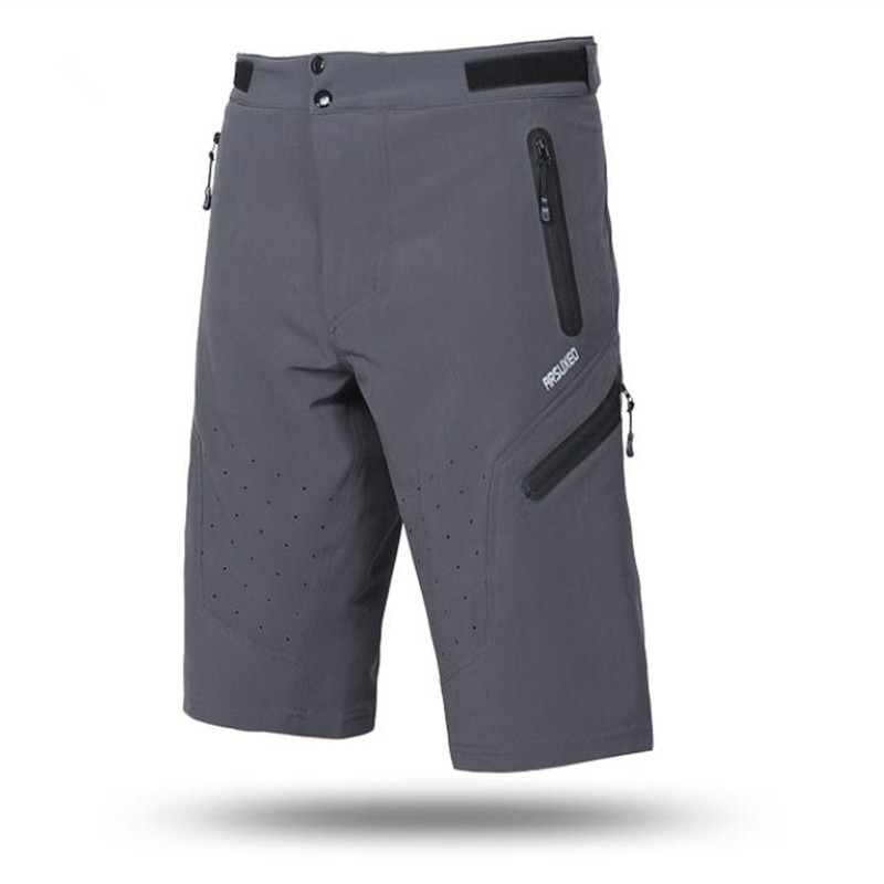 Hombres Pantalones Cortos de Motocross Descenso Moto Montar Ciclismo - Accesorios y repuestos para motocicletas - foto 1