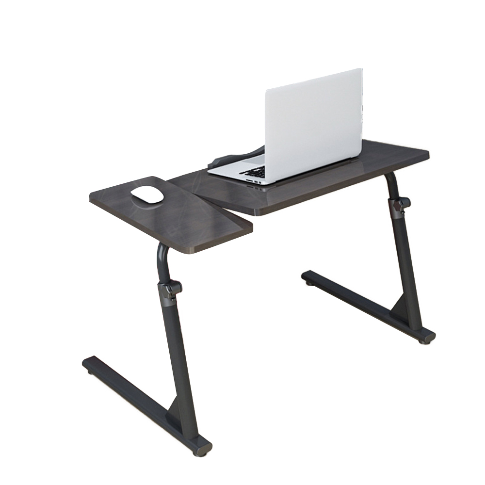 Adjustable Folding Practical Laptop Notebook Table 270 Degree Free Flip Carbon Steel Legs Anti- Scratch Computer Desk 3 Colors