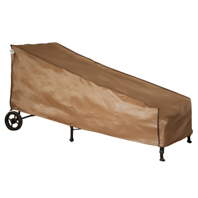 Abba Patio Weatherproof Outdoor/Porch Patio Chaise Lounge Cover, Water  Resistant, 84u0027