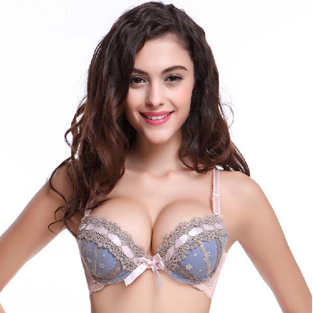 Women's Intimates Vogue Secret New Europe Girl Sexy Lace Bra Set Adjustable Underwear Sets For Women Lingerie B C D Cup 34 36 38 40 42 Size Matching In Colour Back To Search Resultsunderwear & Sleepwears