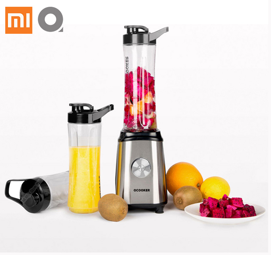 xiaomi electric juicer squeezer machine fruit vegetable portable juicer cup extractor press blender bottle mi orange