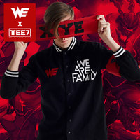 STOCK 2017 LOL Team WE Keep Your Dream Uniform Cosplay Costume Baseball Jacket Unisex S