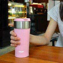 Edelstahl Kaffee Becher Isolierflaschen & thermoskannen Tee Heizung KAFFEE BECHER Trinkbehälter Flaschen Thermocup Termos Tumbler Termico