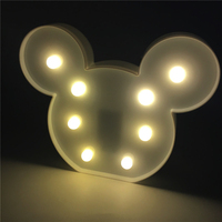 Lampe LED Mickey 4