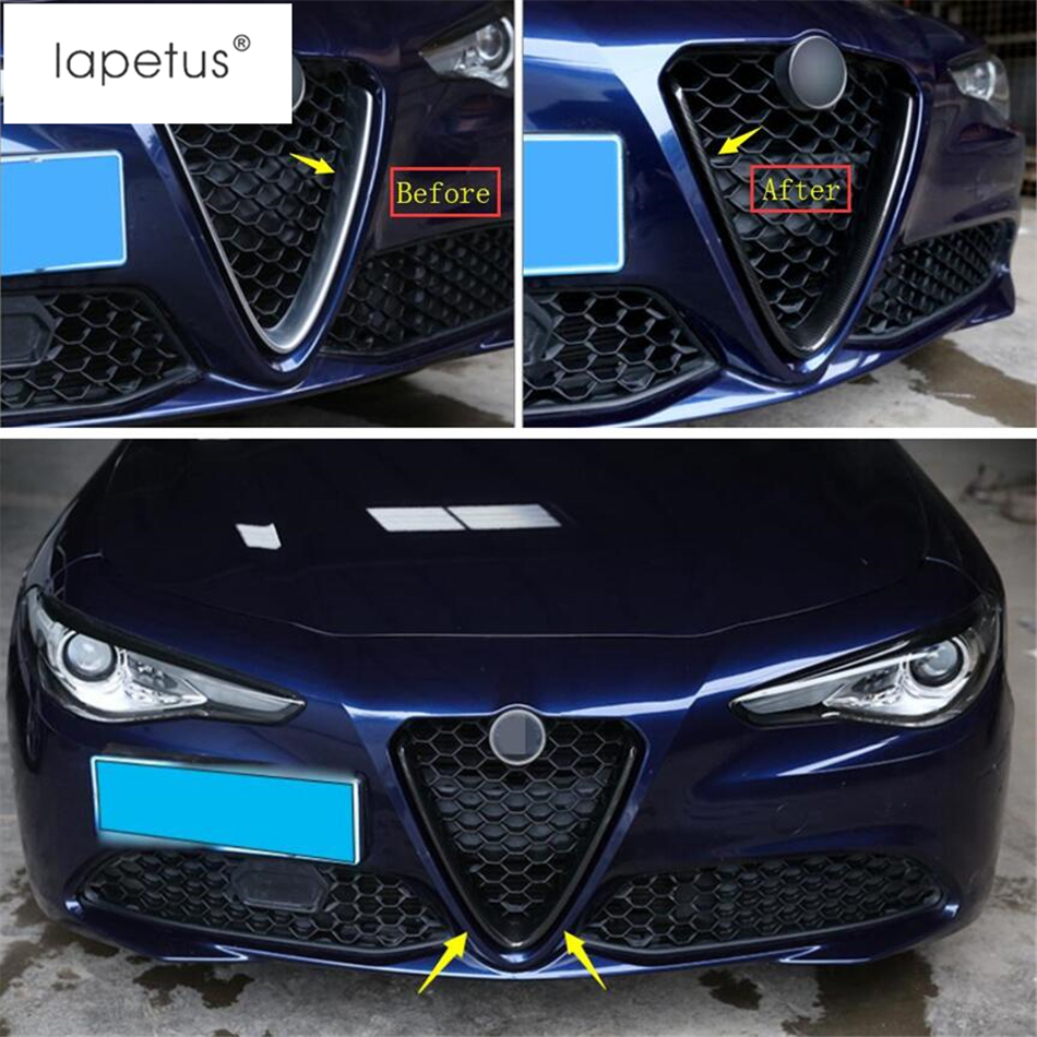Lapetus Accessories Fit For Alfa Romeo Giulia 2016 2017