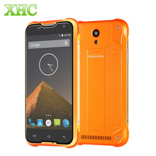 "Blackview bv5000 4g lte smartphone 4780 mah 16 gb mtk6735p ip67 a prueba de agua de 5.0 ""android 5.1 quad core 1.0 ghz ram 2 gb teléfono móvil"