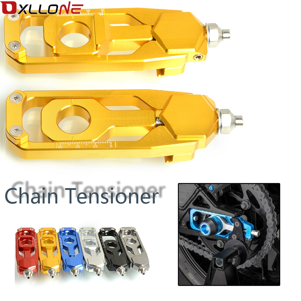 for YAMAHA MT-09 TRACER FZ-09 FJ-09 FZ09 FJ09 Motorcycle Parts CNC Chain Adjusters Tensioners Catena Motorcycle Accessoriesfor YAMAHA MT-09 TRACER FZ-09 FJ-09 FZ09 FJ09 Motorcycle Parts CNC Chain Adjusters Tensioners Catena Motorcycle Accessories