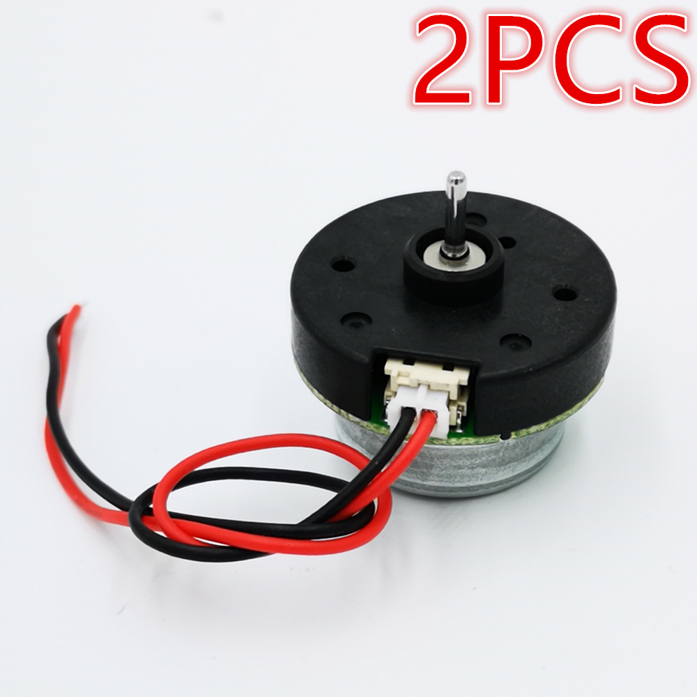 2PCS Japanese Nidec Miniature High Speed Outer Rotor Brushless Motor  Built-in Driver 20N 12V Fan High Speed Spindle Motor(6.5)