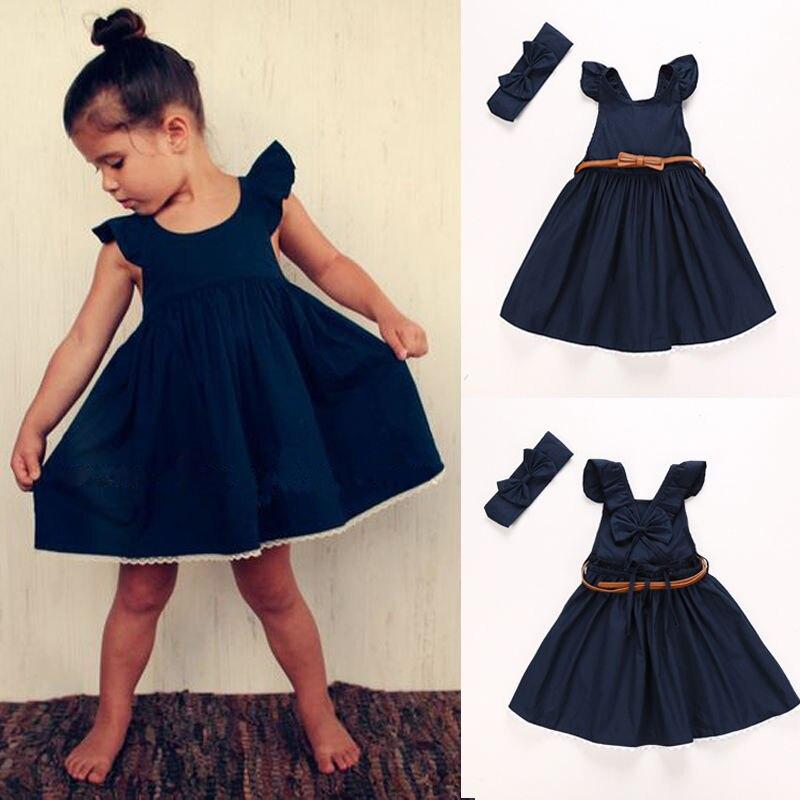 Black Tie Dresses for Girls