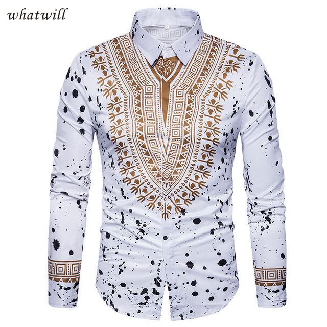 Nueva 3d África ropa nacional mundo ropa camisas pritned vestidos africanos  hip hop ocasional de dashiki 8265279af89
