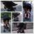 Cochecito de bebé Accesorios Portátil Sombrilla UV Cubierta Protectora de Algodón Dom shieldsun Canopy para Cochecito Poussette VBR05P40