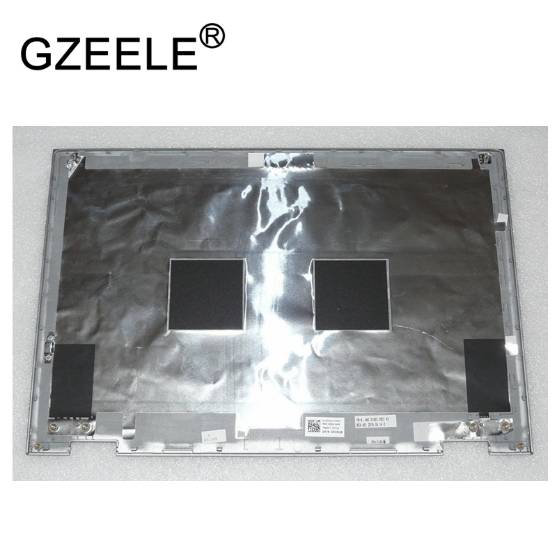 GZEELE new for Dell Inspiron 13-7000 13-7347 7347 7348 LCD Rear Lid Top Cover Back Case A Shell Silver 05WN1X 5WN1X 13.3 laptop new laptop top case base cover for dell inspiron 13 5368 5378 hh2fy 0hh2fy 13mf5000 sliver