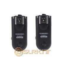Yongnuo RF603 RF-603C II C1 Wireless Remote Flash Trigger Kit for Canon 60D  550D 1000D 6D 650D 550D 600D 60D 500D 5D Mark iii