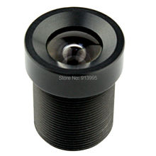 2.1mm 850nm IR Bandpass Filter M12 Mount Wide Angle Lens 150 Degree Fixed Focus CCTV Lens For CCTV IP / USB Camera