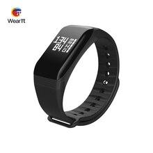 Wearpai wp103 Bluetooth Smart Браслет сердечного ритма Мониторы IP67 Спорт Фитнес трекер Браслет для Android IOS Freeshopping