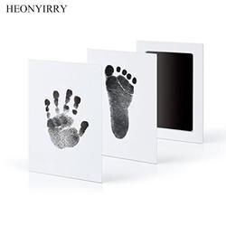 Уход за малышом нетоксичный отпечаток руки ребенка отпечаток отпечатка комплект Детские сувениры литье новорожденный штемпельная