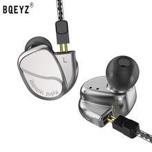 BQEYZ – écouteurs intra-auriculaires Bluetooth interchangeables, oreillettes en métal 2BA 2DD, broche 0.78mm, KC2 BQ3 V80 ZST AS10 TFZ