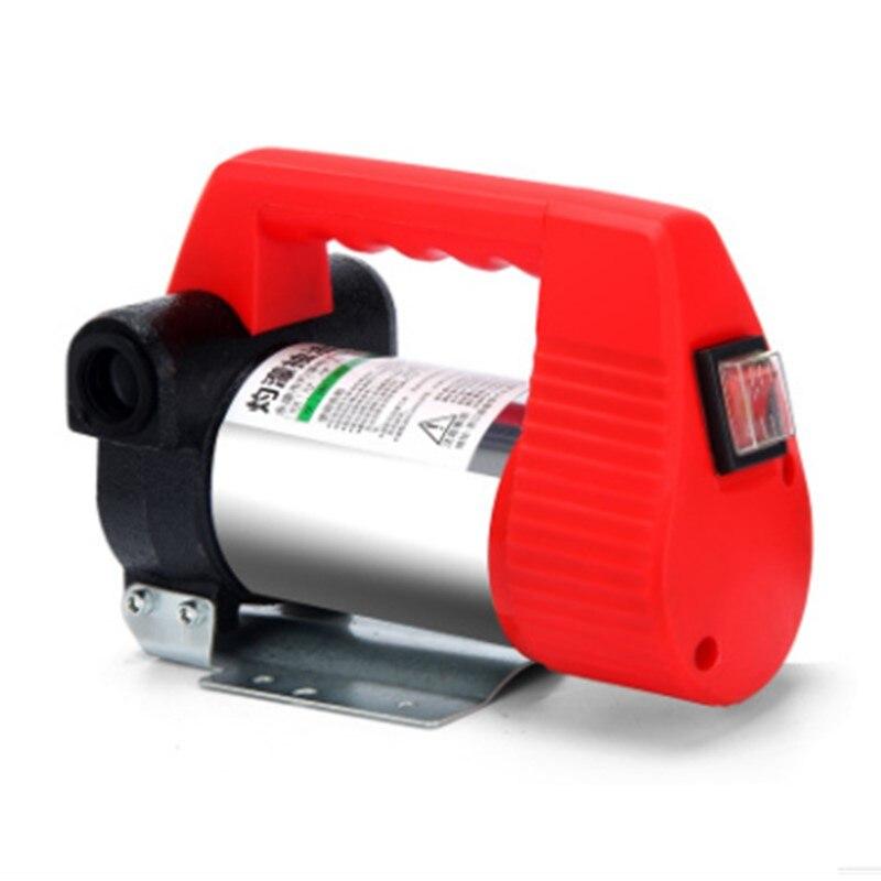 Micro DC 12 V/24 V 380 W 65L/MIN pompe à carburant diesel pompe à eau pompe à huile transmission automatique
