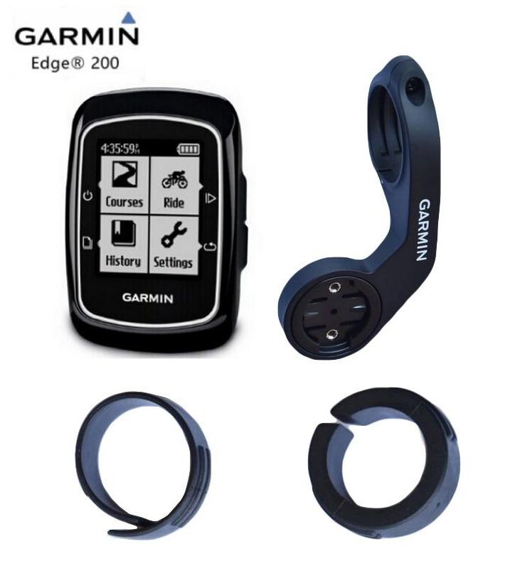 Garmin Edge 200 Cycling Bicycle Computer GPS Enabled Mount Holder Road MTB Bike handlebar Garmin Edge