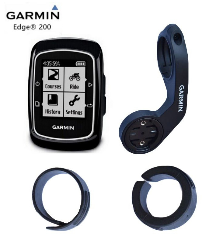 Garmin Edge 200 Cycling Bicycle Computer GPS Enabled Mount Holder Road/MTB Bike handlebar Garmin Edge 500 510 810 speedometer garmin edge 820 bicycle computer bike cycling gps enabled waterproof wireless speedometer different to 500 800 510 520 810 1000