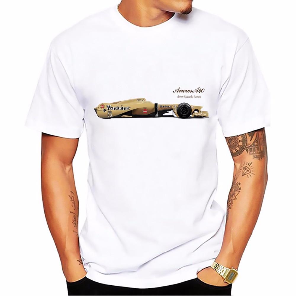 Die Gold Reifen Cup Serie F1 Autos Design T Shirt Herren neue - Herrenbekleidung - Foto 3