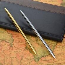 Шариковая ручка, металлический инструмент для письма, подарки, офисные канцелярские принадлежности, школьные новинки, принадлежности для студентов, обучения
