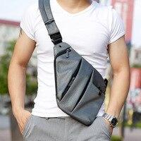 ARCTIC HUNTER 2017 New Fashion Male Crossbody Bag Brand Men Messenger Bags Big Capacity Leisure Shoulder