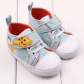 Fall Spring Animals Characters Baby Shoes Boys Girls Brand Bebe Sapato Baby Sports Sneakers Soft Soled Infant  Boots 0-12 Months