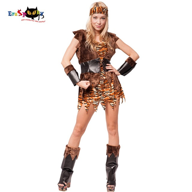 a8827ffbcb2a8 Eraspooky 2018 New Arrival Female Halloween Costume Fancy Dress Waistcoat  Legging Cover Tiger Stripe Camo Women Sc 1 St AliExpress.com