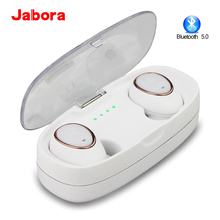HTK18 TWS Wireless Earphone Bluetooth 5.0 Sports Headphones 3D stereo handsfree Noise Cancelling Headset with Mic for all phones daono v9 handsfree business bluetooth headphone with mic voice control wireless bluetooth headset for drive noise cancelling