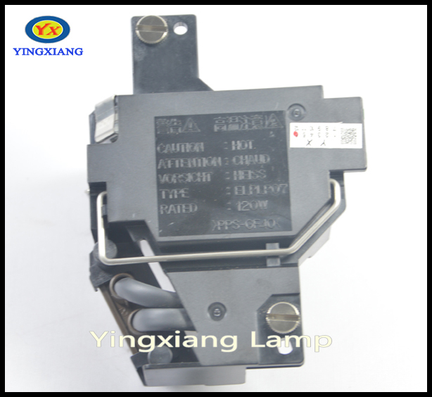 ELPLP07 Projector Lamp With Housing for Epson EMP-5500/EMP-5500C/EMP-5550/EMP-5550C/EMP-7500/EMP-7500C/EMP-7550