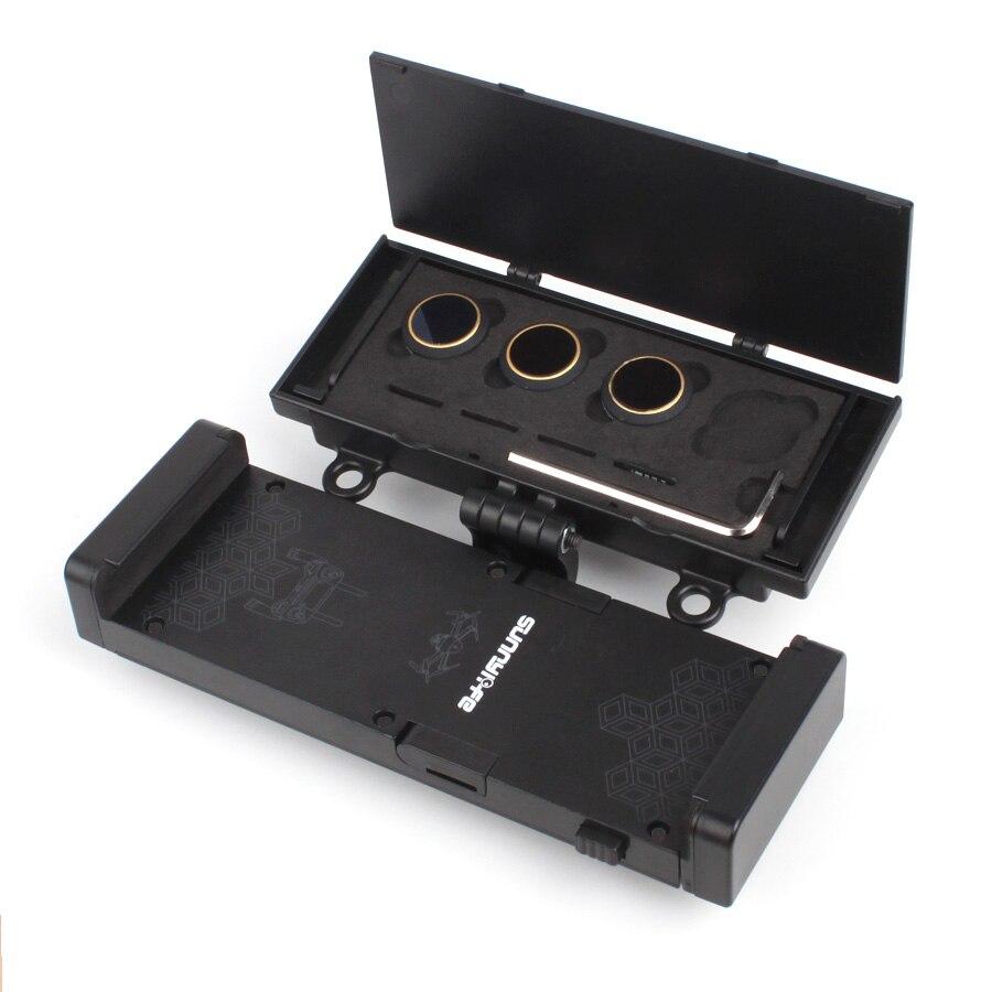 Remote Controller Tablet Supporto Della Staffa Smartphone Pieghevole Supporto Esteso Multifunzione per DJI MAVIC PRO MAVIC 2 - 2
