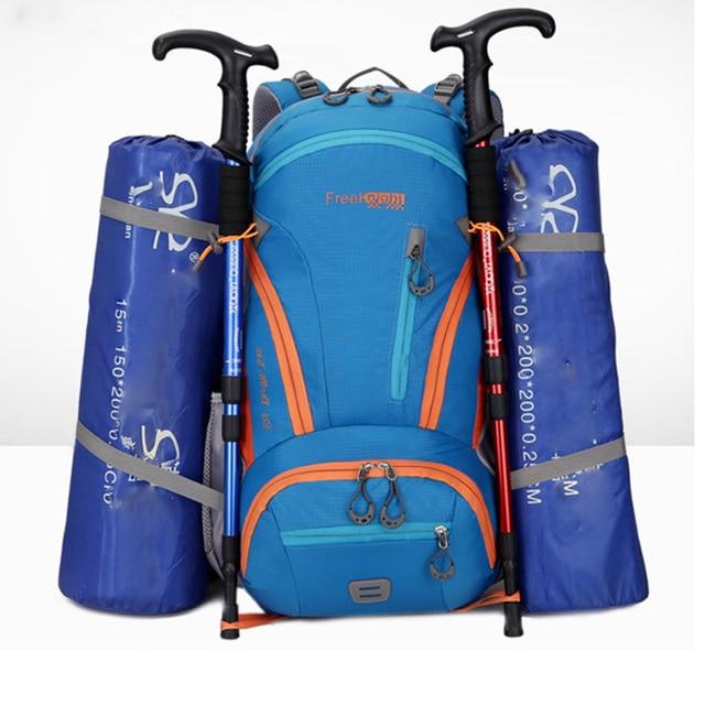 תרמיל מסע וספורט 45 ליטר עמיד למים 4