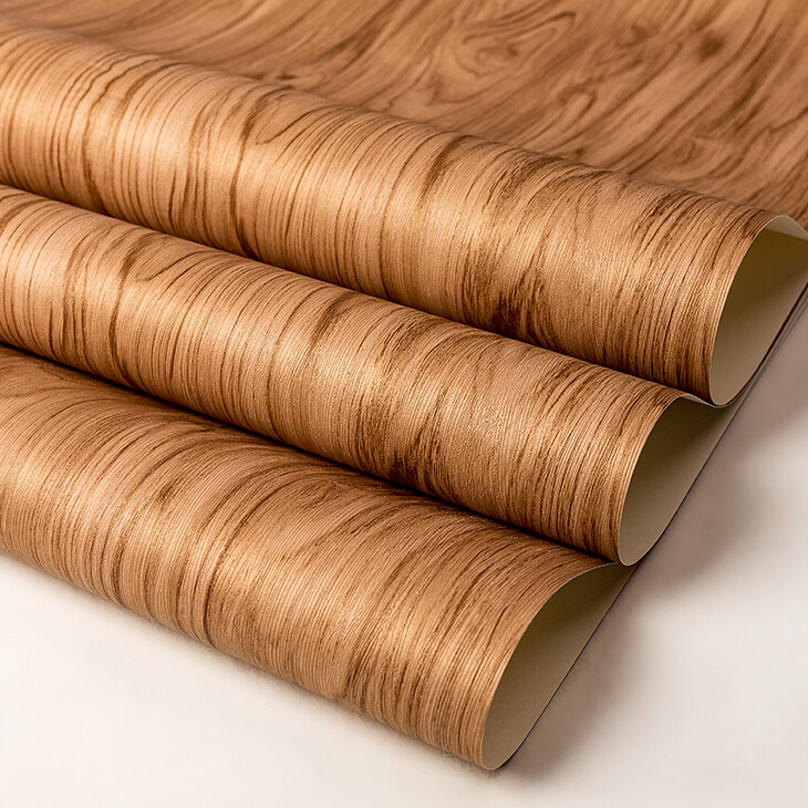 Vintage Wood Grain Wallpaper Modern Fashion Living Room Bedroom Wall Paper Roll Teak Textured Pvc In Wallpapers From Home Improvement