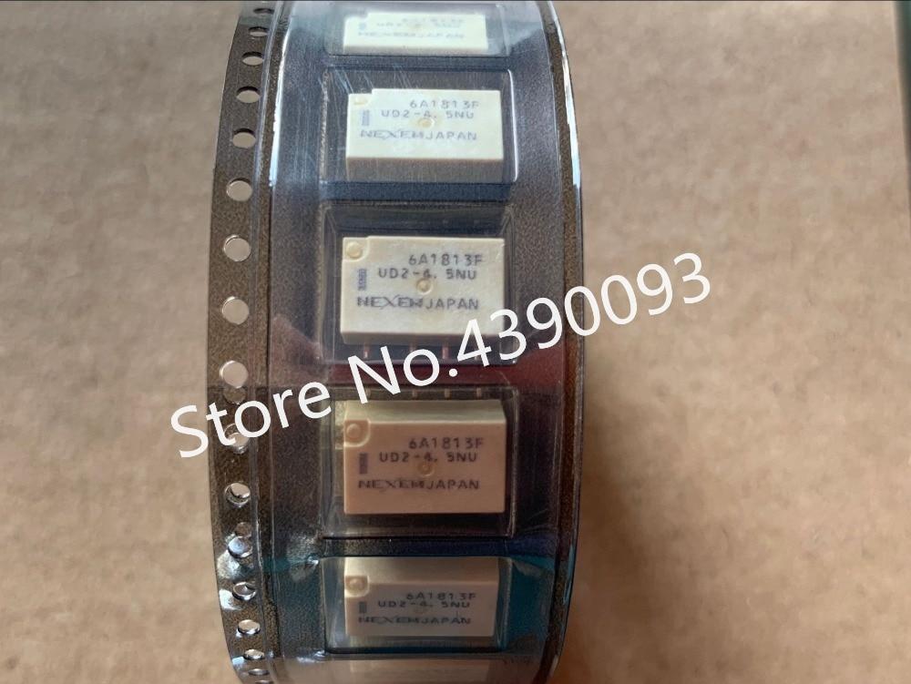 50 pcs/lot UD2-4.5NU 12 V 1A50 pcs/lot UD2-4.5NU 12 V 1A