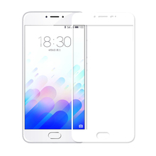 Coloful Tempered GLASS For Meizu M3S Meilan 3S Full screen coverage of mobile phone film 2017 Exquisite design