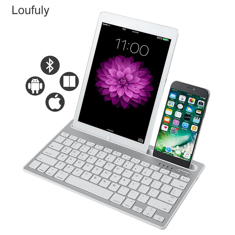 Bluetooth Keyboard Wireless  (2)