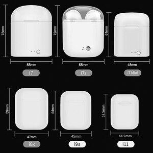 Image 5 - Écouteurs sans fil originaux de jumeaux de i11 tws Mini écouteur stéréo de casque de Bluetooth V5.0 pour toutes sortes de téléphone intelligent