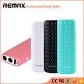 Remax portátil banco do poder 12000 mah levou viagem camping powerbank externo móvel carregador de bateria de backup para o iphone 6 s smartphones