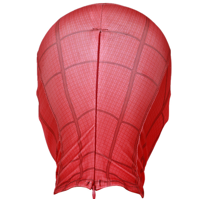 Spider Man: Far From Home Mask 3D Lenses Style One Size 4