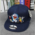2016 новый мультфильм DORAEMON бейсболка One Piece Monkey D. луффи шляпа и Roronoa Зоро cap унисекс хип-хоп hat