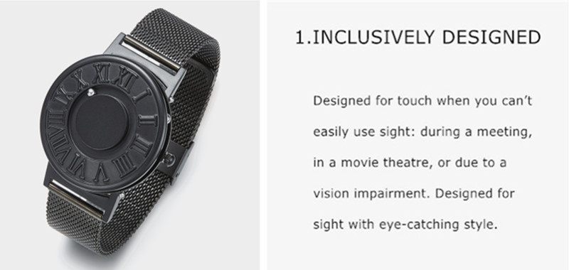 EUTOUR Colors Canvas Strap watch man Magnetic Ball Quartz Watches Personify Waterproof Male Clock Simple Mimimalist Wristwatches (8)