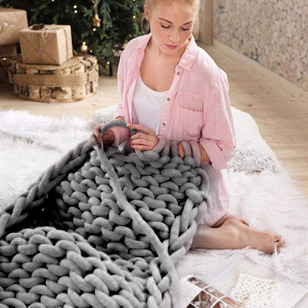Coarse-Knitting-Fabric-Hand-Knitted-Wool-Core-For-Hand-Woven-Blanket-Crochet-Felting-Cushions-Super-Soft-Comfortable-Blankets-(17)