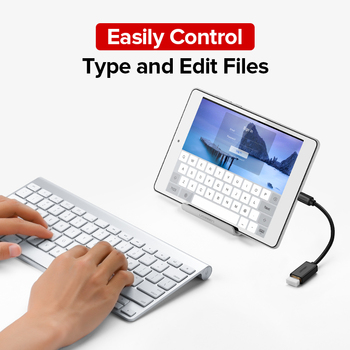 USB Type C to USB 3.0 USB 2.0 OTG Adapter 1