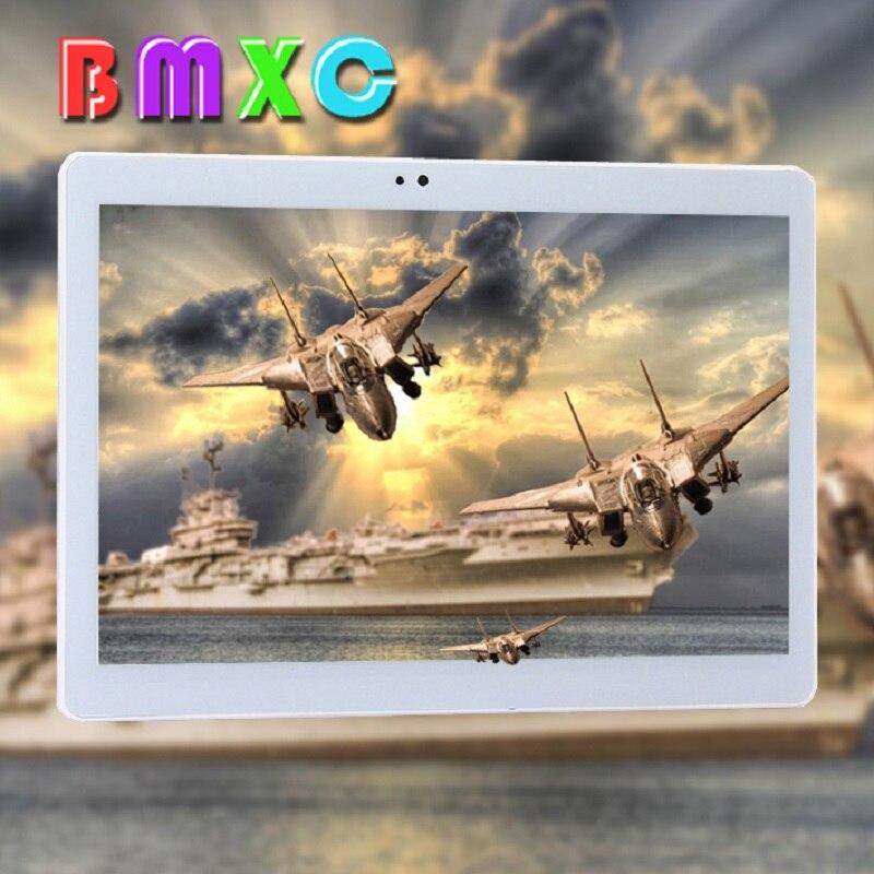 где купить Android 7.0 Octa Core 4G LTE smartphone Tablet pc 2G RAM 32G ROM 1920*1200 HD IPS WIFI bluetooth GPS FM tablets 10.1 inch BMXC по лучшей цене