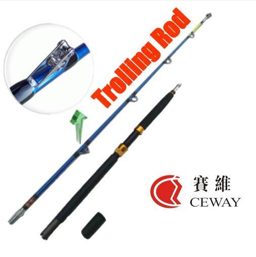 Vara de Pesca Enfrentar Alta Qualidade Taiwan 4.5/5.4/6.3/7.2/8.1