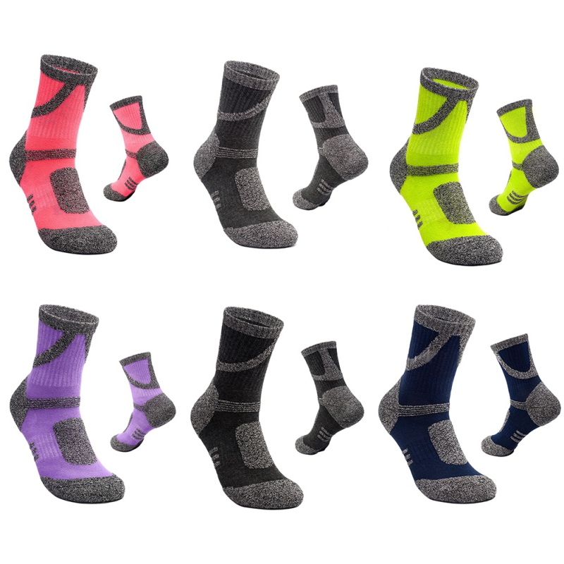 Outdoor Sports Hiking Running Socks Sweat-absorbent outdoor mountaineering skiing socks Outdoor Man climbing socks