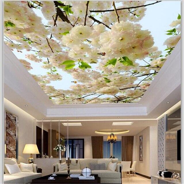 Beibehang Custom wallpaper 3d grote drie dimensionale fotobehang ...